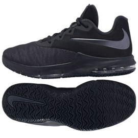 Nike Air Max Infuriate Iii Low WM AJ5898 007 boty černé černá černá