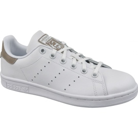 Bílá Obuv Adidas Stan Smith Jr DB1200