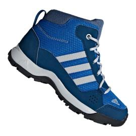 Modrý Obuv Adidas Hyperhiker K Jr G27790