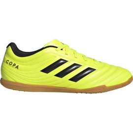 Fotbalová obuv Adidas Copa 19.4 V M F35487