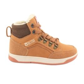 Sportovní obuv Big Star 374085 na suchý zip
