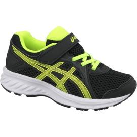 Černá Běžecká obuv Asics Jolt 2 Ps Jr 1014A034-003