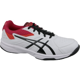 Bílá Tenisová obuv Asics Court Slide M 1041A037-102