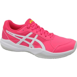 Tenisová obuv Asics Gel-Game 7 Clay / Oc Jr 1044A010-705 růžový