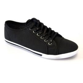 Oldschool Sneakers WH-41 Černá