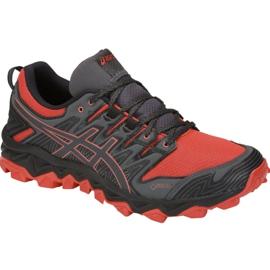 Červená Běžecká obuv Asics Gel-FujiTrabuco 7 M G-TX M 1011A209-600