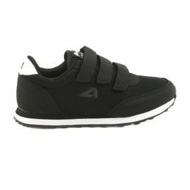 Sportovní obuv Black American Club WT25 černá