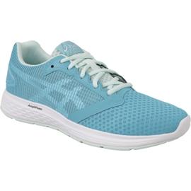 Modrý Běžecká obuv Asics Patriot 10 W 1014A025-400