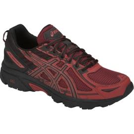 Červená Běžecká obuv Asics Gel-Venture 6 M T7G1N-800