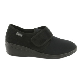 Černá Dámské boty Befado pu 033D002