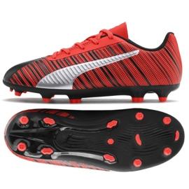 Puma One 5,4 Fg Ag M 105660 01 boty červené