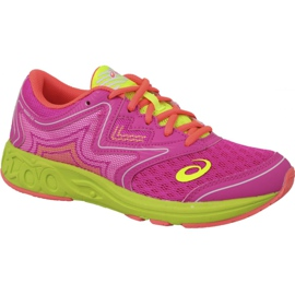Růžový Běžecká obuv Asics Noosa Gs Jr C711N-700