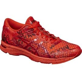 Červená Běžecká obuv Asics Gel-Noosa Tri 11 M 1011A631-600