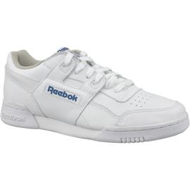Reebok Classic Workout Plus M 2759 boty bílá