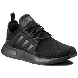 Černá Boty Adidas X_PLR Jr BY9879 černé