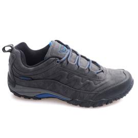 Šedá MXC6805 Trekking Boots Grey
