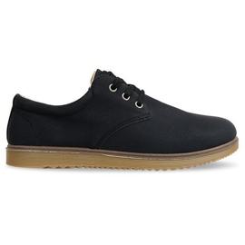 Klasická obuv Boty 1307 Černá
