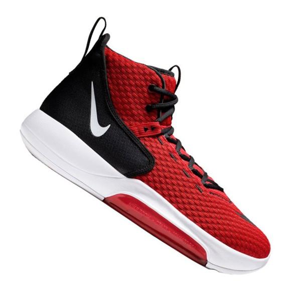 Obuv Nike Zoom Rize M BQ5468-600 červená červená