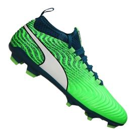 Fotbalová obuv Puma One 18.3 Syn Fg M 104870 03