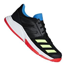 Boty Adidas Essence 406 M BD7406 černá, vícebarevná černá