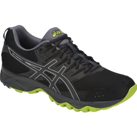 Černá Běžecká obuv Asics Gel-Sonoma 3 M T724N-002