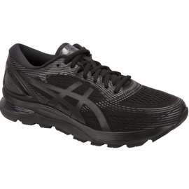 Běžecká obuv Asics Gel-Nimbus 21 M 1011A169-004 černá