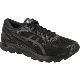 Černá Běžecká obuv Asics Gel-Nimbus 21 M 1011A169-004