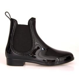 Krátké kalhoty s gumičkou SD98 Black černá