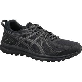 Černá Běžecká obuv Asics Frequent Trail W 1012A022-001