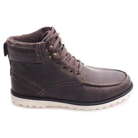 Hnědý Izolované vysoké boty SH26 Hnědá