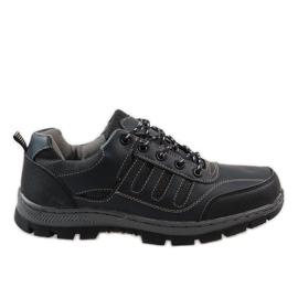 Válečné loďstvo FU25 tmavě modrá trekingová obuv