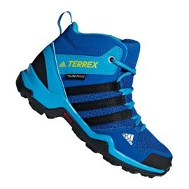 Obuv Adidas Terrex AX2R Mid Cp Jr BC0673