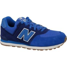 New Balance válečné loďstvo Nová obuv Balance W KL574ESG
