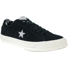 Converse One Star M C160584C boty černá