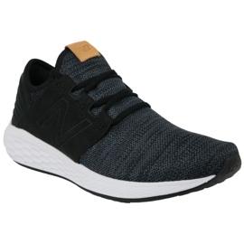 New Balance šedá Nová obuv Balance Fresh Foam Cruz v2 M MCRUZKB2