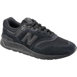 New Balance černá Nová obuv Balance M CM997HCI