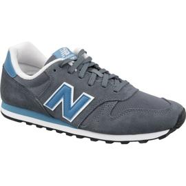 New Balance Nová obuv Balance M ML373LBF šedá