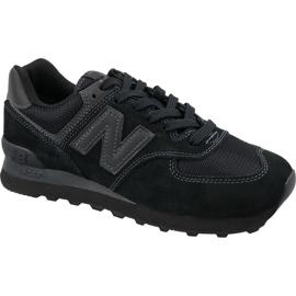 New Balance Nová obuv Balance M ML574ETE černá