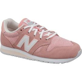 New Balance růžový Nová obuv Balance W WL520TLC růžová