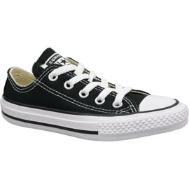 Converse C. Taylor All Star Youth Ox Jr 3J235C boty černá