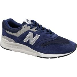 New Balance válečné loďstvo Nová obuv Balance M CM997HCE