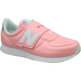 New Balance růžový Nová obuv Balance Jr PV220M1