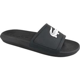 Pantofle Lacoste Croco Slide 119 1 M 737CMA0018312 černá