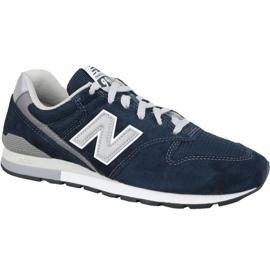New Balance válečné loďstvo Nová obuv Balance M CM996BN tmavě modrá