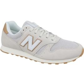 New Balance Nová obuv Balance M ML373NBC šedá