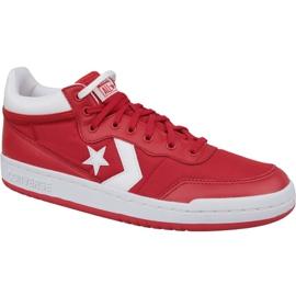 Converse Fastbreak 83 Mid M 156977C boty červené červená