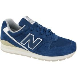 New Balance válečné loďstvo Nová obuv Balance M CM996AC tmavě modrá