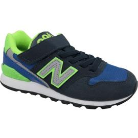 New Balance Nová obuv Balance Jr YV996DN