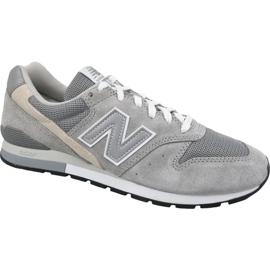 New Balance šedá Nová obuv Balance M CM996BG
