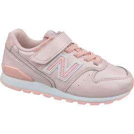 New Balance růžový Nová obuv Balance Jr YV996GB